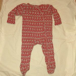 Nordstrom baby fairisle onesie